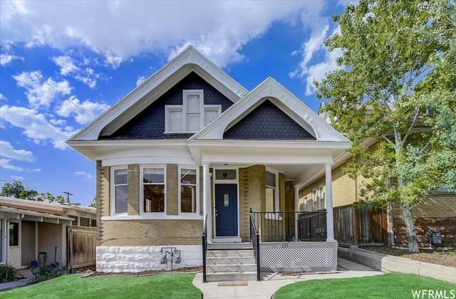 633 E Third Ave, Salt Lake City, UT 84103 (#1749078) :: Berkshire Hathaway HomeServices Elite Real Estate
