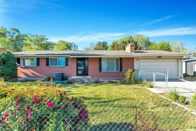 1512 E 4500 S, Salt Lake City, UT 84117 (#1749090) :: Utah Real Estate