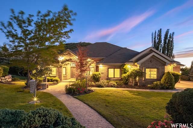 290 E Summerwood Dr, Bountiful, UT 84010 (#1749091) :: Utah Real Estate