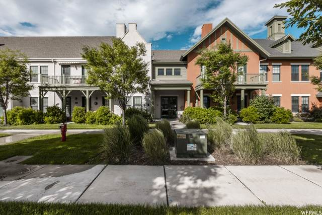 11151 S Tydeman Way #101, South Jordan, UT 84009 (#1749098) :: Bustos Real Estate | Keller Williams Utah Realtors