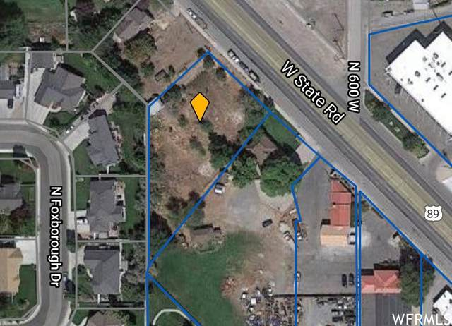 635 W State St, Lehi, UT 84043 (#1749119) :: Red Sign Team
