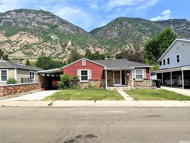 750 N 1100 E, Provo, UT 84606 (#1749153) :: Berkshire Hathaway HomeServices Elite Real Estate