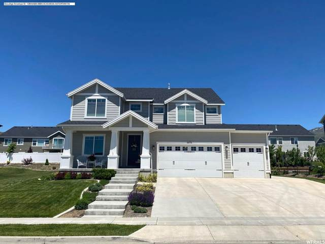 6476 W Glassford Way, Highland, UT 84003 (#1749167) :: UVO Group | Realty One Group Signature