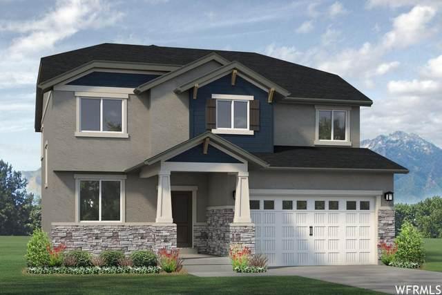 165 N Sunrise Ranch #89, Mapleton, UT 84664 (#1749171) :: Exit Realty Success