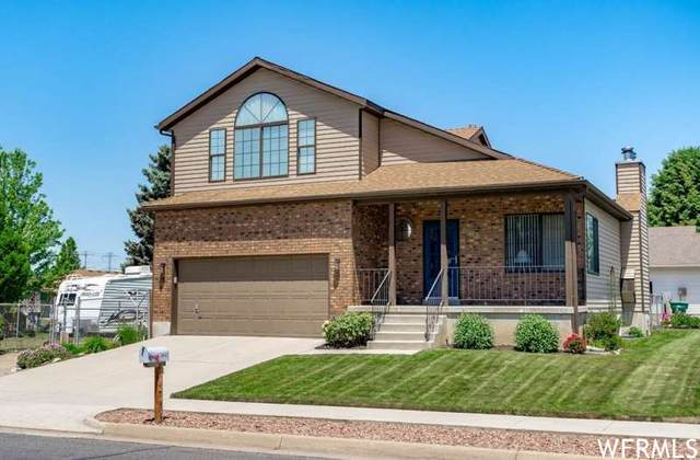 3064 W 5700 S, Roy, UT 84067 (#1749173) :: Doxey Real Estate Group
