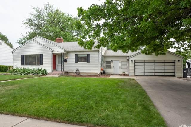 344 E 200 S, Pleasant Grove, UT 84062 (#1749177) :: Doxey Real Estate Group