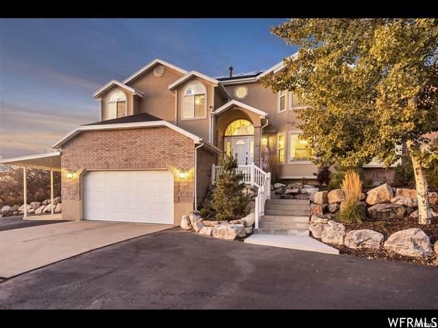 4836 Pole Patch Dr, Ogden, UT 84414 (#1749183) :: Berkshire Hathaway HomeServices Elite Real Estate