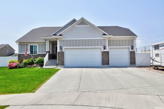 5769 W Coral Pine Ct, Salt Lake City, UT 84118 (#1749186) :: Utah Real Estate