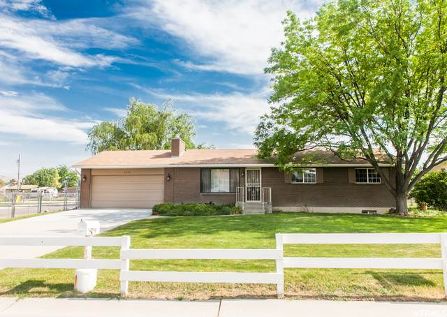 2563 W 12270 S, Riverton, UT 84065 (#1749187) :: Berkshire Hathaway HomeServices Elite Real Estate