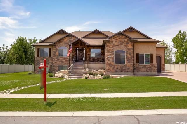 425 S 2075 W, Marriott Slaterville, UT 84404 (#1749193) :: Bustos Real Estate   Keller Williams Utah Realtors