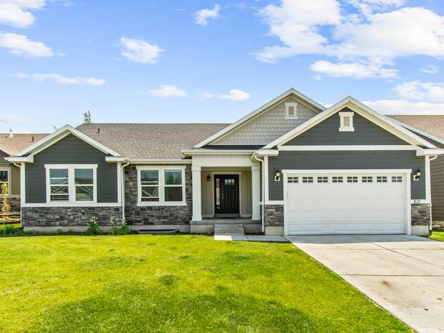 430 E Acord Way, Heber City, UT 84032 (#1749201) :: Doxey Real Estate Group