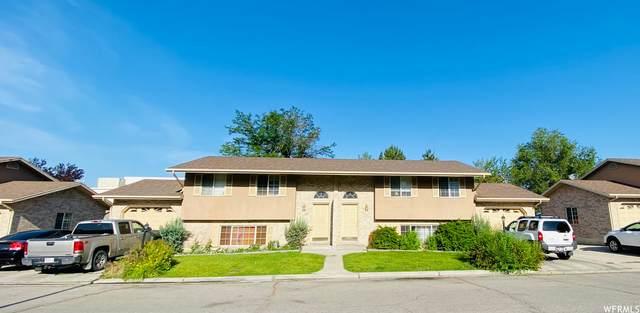 1887 N 900 W, Provo, UT 84604 (#1749207) :: Berkshire Hathaway HomeServices Elite Real Estate