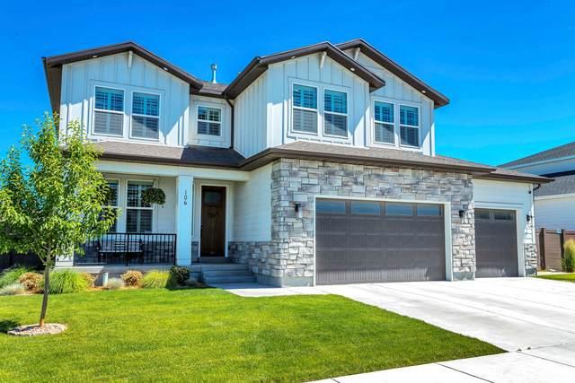 106 W 350 N, Vineyard, UT 84059 (#1749218) :: Berkshire Hathaway HomeServices Elite Real Estate
