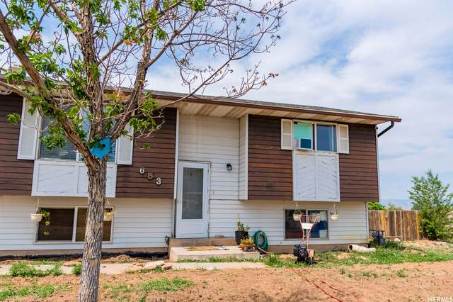 653 E 2850 S, Vernal, UT 84078 (#1749219) :: Doxey Real Estate Group