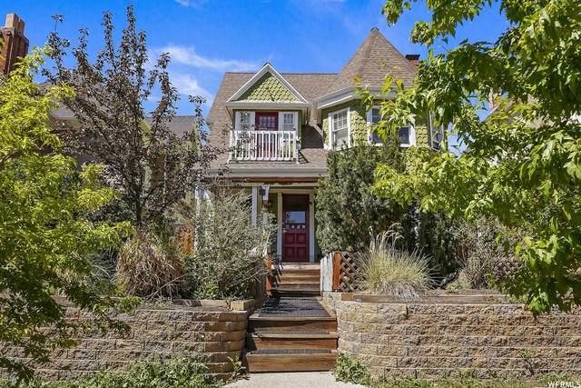 827 E Third Ave N, Salt Lake City, UT 84103 (#1749226) :: Berkshire Hathaway HomeServices Elite Real Estate