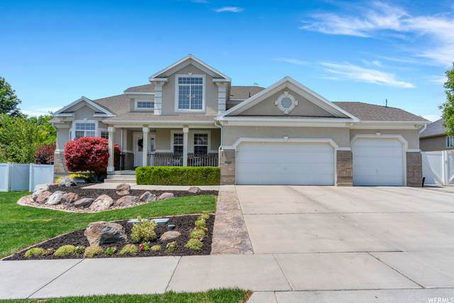 3437 N 425 W, Lehi, UT 84043 (#1749234) :: Berkshire Hathaway HomeServices Elite Real Estate