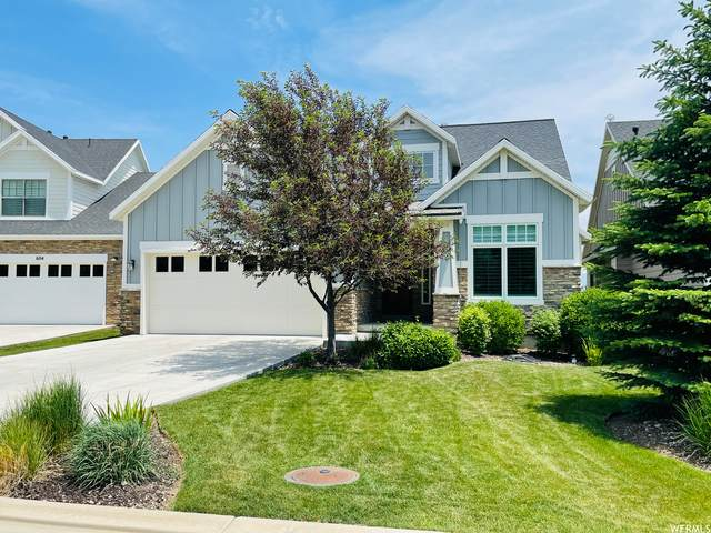 600 W St Andrews, Midway, UT 84049 (#1749242) :: The Fields Team