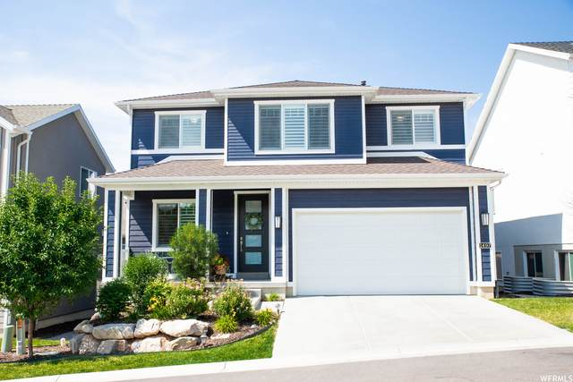 1497 E Sego Lily Ct N #123, Layton, UT 84040 (#1749249) :: UVO Group | Realty One Group Signature