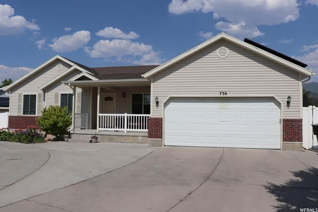 736 E Arrow St N, Tooele, UT 84074 (MLS #1749259) :: Lawson Real Estate Team - Engel & Völkers