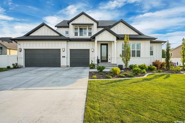 1211 W Pitchfork Rd S, Murray, UT 84123 (#1749281) :: Bustos Real Estate   Keller Williams Utah Realtors