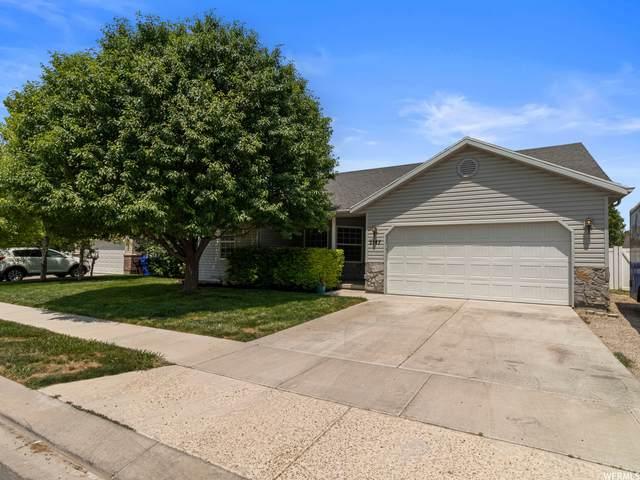 2147 E Lodge Pole Dr E, Eagle Mountain, UT 84005 (#1749287) :: Utah Real Estate