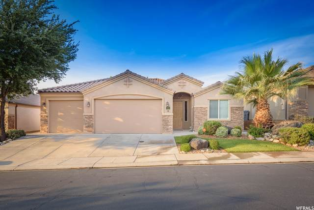805 S Dixie Dr #31, St. George, UT 84770 (#1749288) :: Powder Mountain Realty