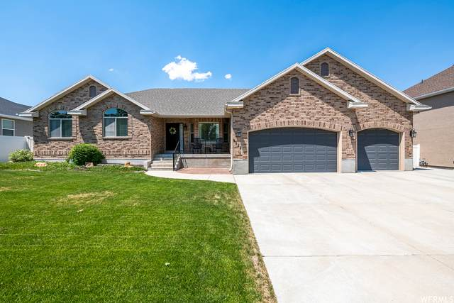 5122 W 8180 S, West Jordan, UT 84081 (#1749295) :: UVO Group | Realty One Group Signature