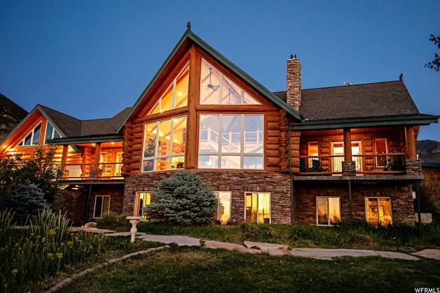 265 S Woodland Hills Dr, Woodland Hills, UT 84653 (#1749300) :: Utah Dream Properties