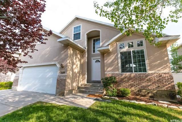 3529 W Newland Loop, Lehi, UT 84043 (MLS #1749313) :: Lookout Real Estate Group