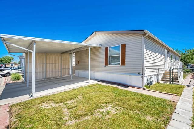 3681 S View Vista W, West Valley City, UT 84119 (#1749316) :: Utah Real Estate
