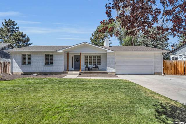 1647 E Plata Way, Sandy, UT 84093 (#1749331) :: Doxey Real Estate Group