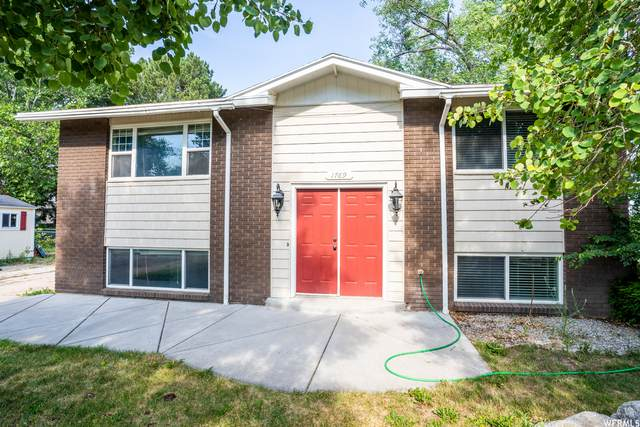 1769 N 2850 W, Clearfield, UT 84015 (#1749335) :: Doxey Real Estate Group