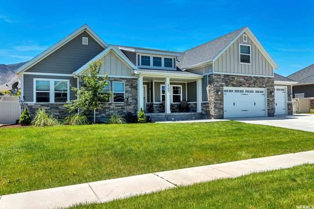 3793 S Spinnaker Bay Dr E, Saratoga Springs, UT 84045 (#1749339) :: Utah Real Estate