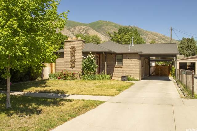 340 N 200 W, Springville, UT 84663 (MLS #1749344) :: Summit Sotheby's International Realty