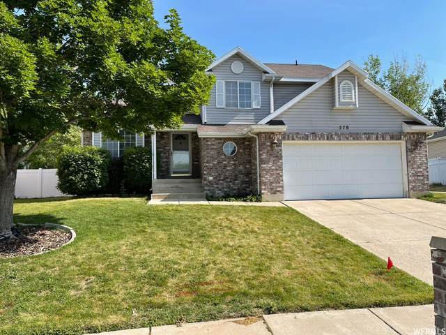 278 W 2000 S, Clearfield, UT 84015 (#1749347) :: Colemere Realty Associates