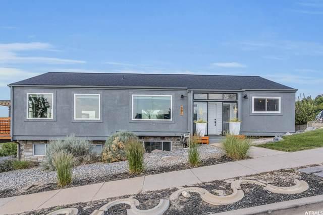 601 E Marialana Way N, North Salt Lake, UT 84054 (#1749350) :: Doxey Real Estate Group