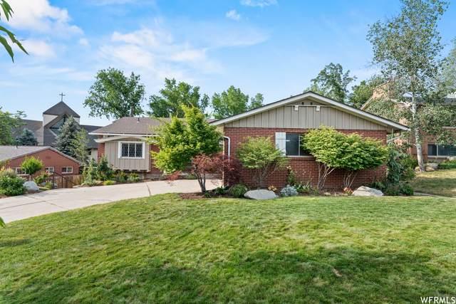 2463 E Blaine Ave, Salt Lake City, UT 84108 (#1749351) :: Doxey Real Estate Group