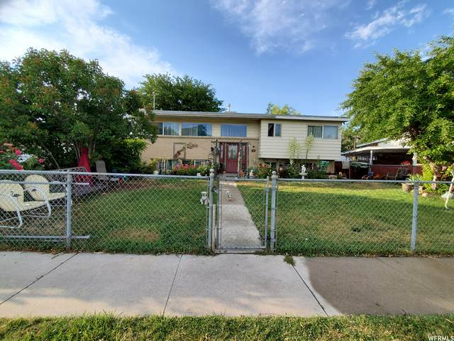 4456 W Fassio Cir, West Valley City, UT 84120 (#1749353) :: Colemere Realty Associates