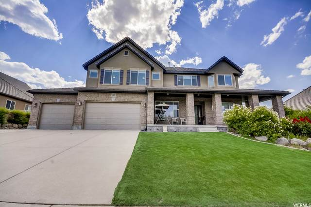 14498 S Long Ridge Dr W, Herriman, UT 84096 (#1749358) :: Utah Real Estate