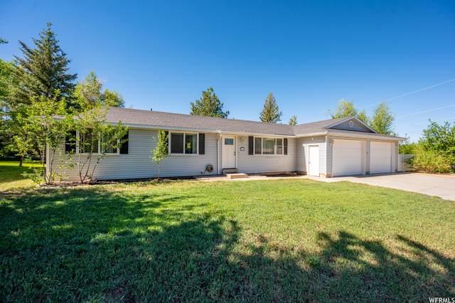 136 E Hawthorne Dr, Kamas, UT 84036 (#1749360) :: Utah Real Estate