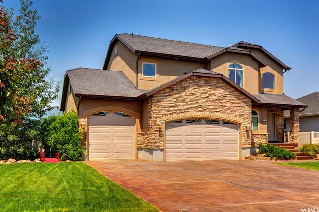 2180 S Baxter Dr, Heber City, UT 84032 (#1749362) :: Doxey Real Estate Group