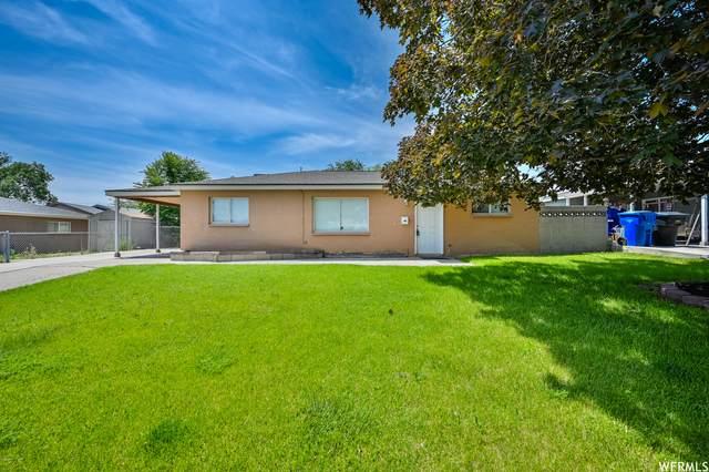 4745 W 4925 S, Salt Lake City, UT 84118 (#1749364) :: Utah Real Estate