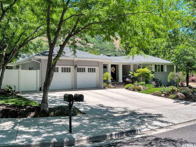 7863 S Honeycomb Rd, Cottonwood Heights, UT 84121 (#1749375) :: Colemere Realty Associates