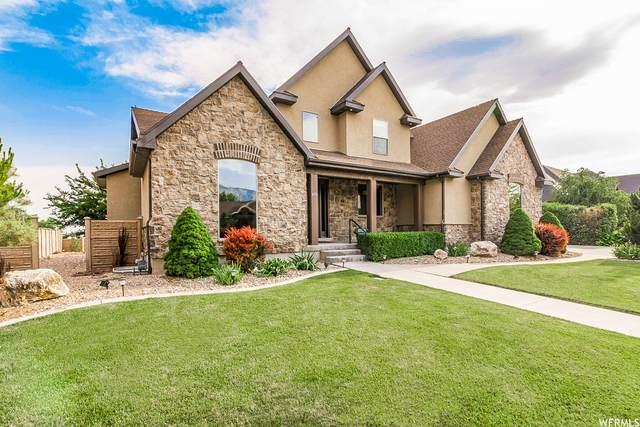 4151 W Sandalwood Dr, Cedar Hills, UT 84062 (#1749377) :: Powder Mountain Realty