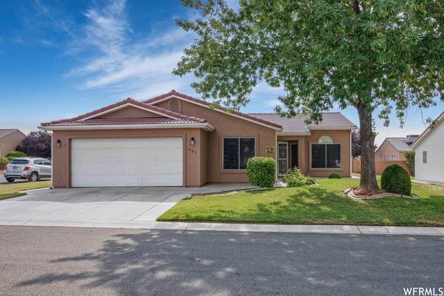 497 S Chula Vista Dr, Ivins, UT 84738 (MLS #1749383) :: Lawson Real Estate Team - Engel & Völkers