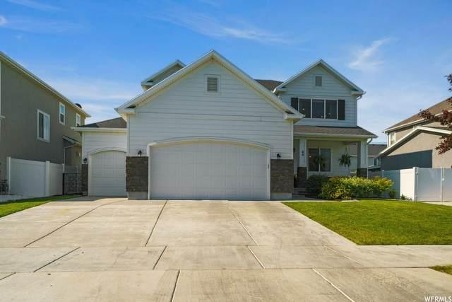 64 E Zen Rd, Vineyard, UT 84059 (#1749391) :: Berkshire Hathaway HomeServices Elite Real Estate