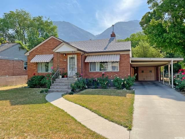 336 N 800 E, Provo, UT 84606 (#1749393) :: Bustos Real Estate | Keller Williams Utah Realtors
