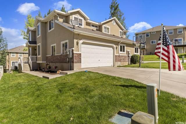 745 E Mahogany Ridge Rd N, Morgan, UT 84050 (#1749400) :: McKay Realty