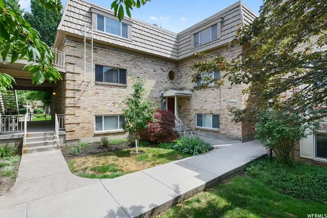 2220 E Murray Holladay Rd #163, Holladay, UT 84117 (#1749421) :: Colemere Realty Associates