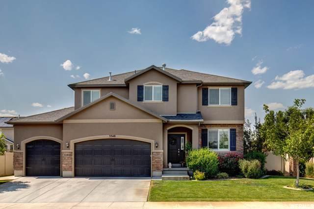 3348 W High Bluff Meadow Ln N, Lehi, UT 84043 (#1749422) :: Berkshire Hathaway HomeServices Elite Real Estate